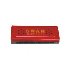 Губная гармошка тремоло, Swan