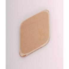 Медиатор кожаный для гуслей, форма ромб, Мозеръ
