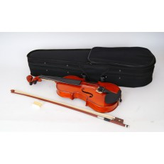 Скрипка 1/8 с футляром и смычком, Carayа