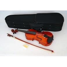 Скрипка 1/2 с футляром и смычком, Carayа