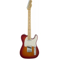 FENDER American Elite Telecaster®, Maple Fingerboard, Aged Cherry Burst